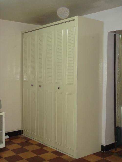 Closets metalicos