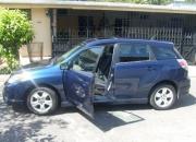 !! Vendo Toyota Matrix XR  2005 !!