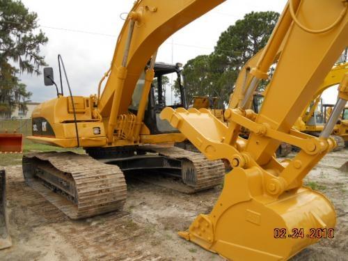 Fotos de Maquinaria pesada-excavadora cat 320 cl,2001 3