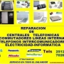 CENTRALES NITSUKO  REPARACIÓN TEL2512-1414-7026-5567