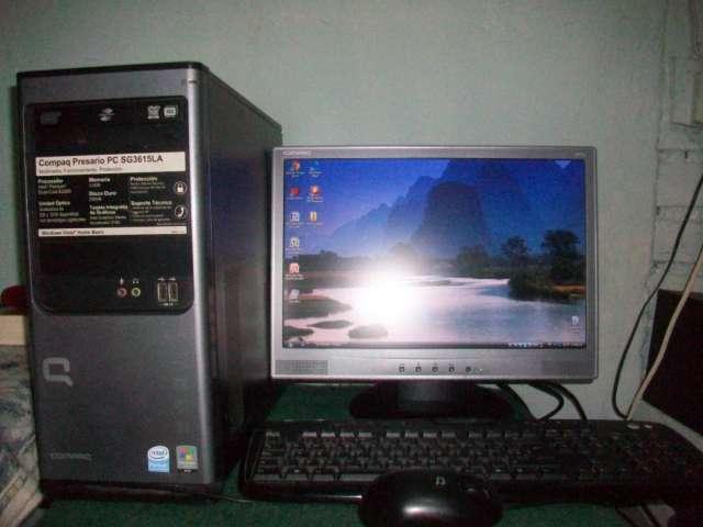 Vendo computadora barata, desktop $200