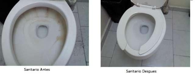 Azulejos Baño Limpieza:Fotos de Limpieza correctiva y profunda de baños ( en San Salvador