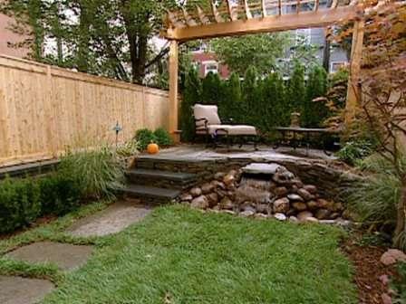 diseño de jardines, pergolas y decks y mas.. en san salvador