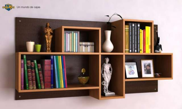 Muebles para organizar muebles para organizar el garage for Muebles para libros