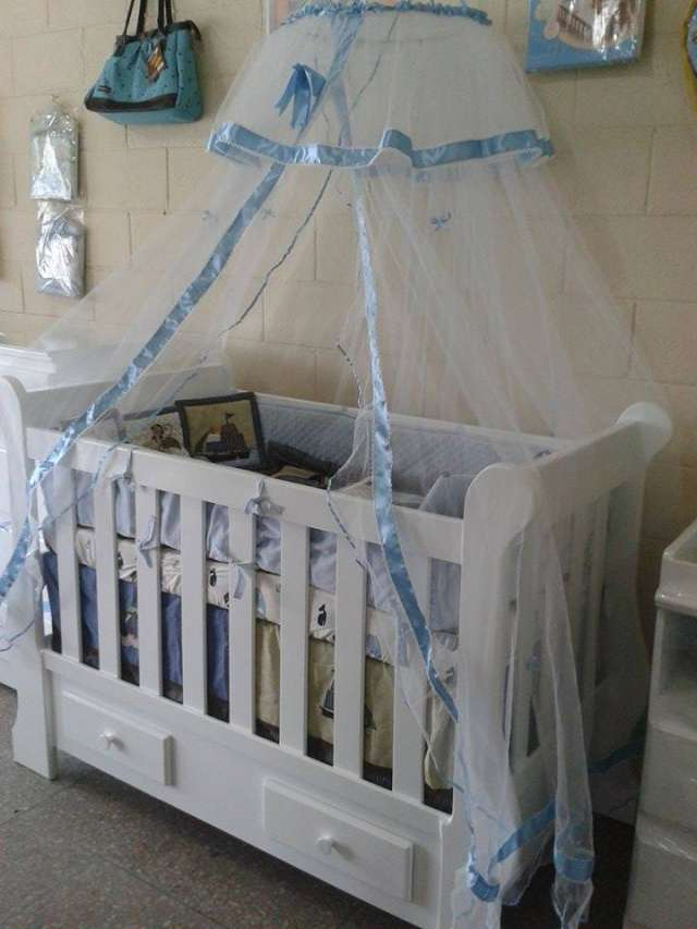 Cunas nuevas perfectas apara tu bebe en San Salvador - Muebles   52500