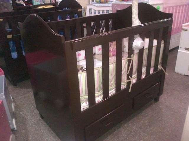 Encantador Cunas Para Bebes Muebles únicos Ilustración - Muebles ...