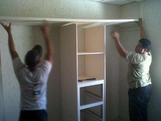 Muebles closet a medidas for Closet a medida