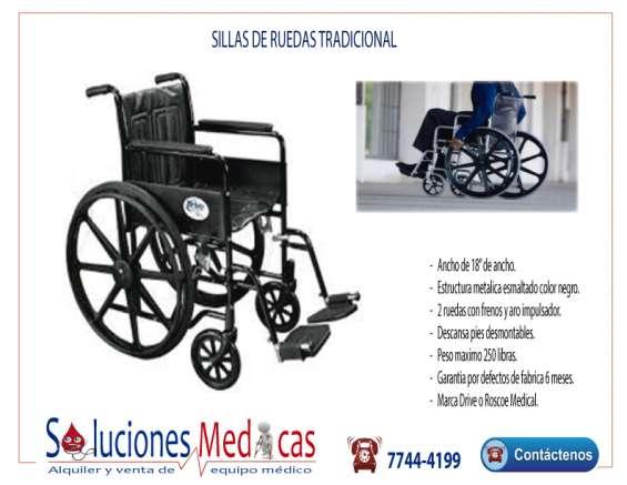 sillas de ruedas en venta precios
