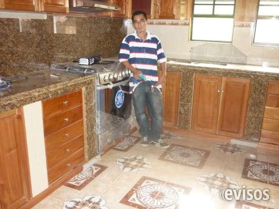 Muebles para cocina en el salvador ideas for Comprar gabinetes de cocina