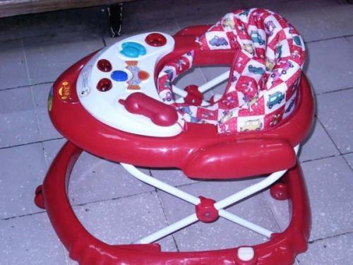 Andadera para bebes usadas