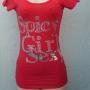 blusas de mujer al precio de 5.50 la piesa por la compra de una docena total $66.00