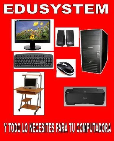 Venta de accesorios para computadoras