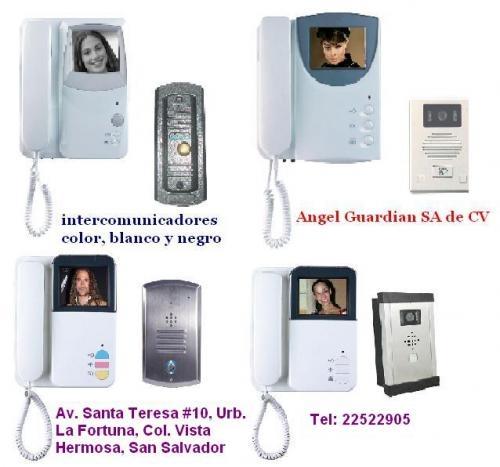 Intercomunicador (video portero)