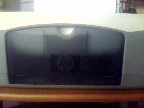 Multifuncional hp (imprime, copia y escanea) color gris $ 80.00