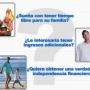 Buscamos salvadoreño emprendedores