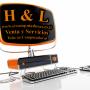 H & L: Venta de COMPUTADORAS y ACCESORIOS.