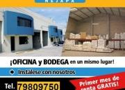 Ofibodegas Nejapa - Oficina y Bodega en un mismo lugar (Ofibodega Alquiler/Venta)