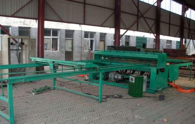 Maquina electrosoldadora para fabricar malla fabrica china
