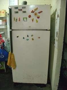Vendo refrigeradora trabajando bien.