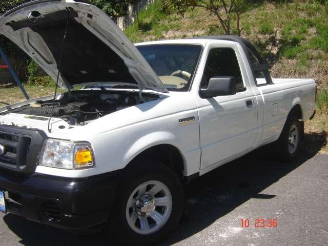 Fotos de Precioso pick up ford ranger 2008 (4 cilindros) 5