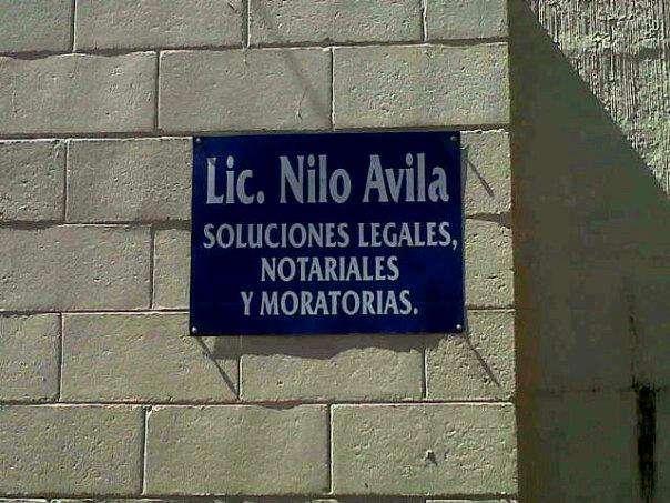 Soluciones legales àvila y asociados.