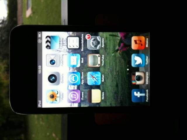 Ipod touch 4 generacion 32gb excelente estado
