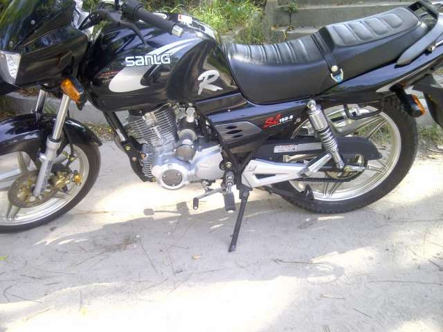 Vendo motocicleta sanlg 150cc 2012 muy excelente condicion