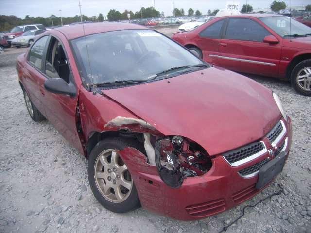 Dodge neon 2005 a reparar impuestos pagados