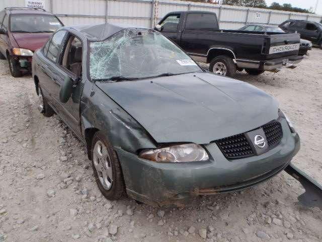 Nissan sentra 2006, a reparar con impuestos pagados