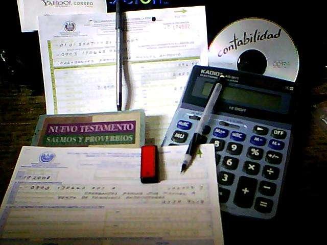 Iva, renta, balances, contabilidad y costos industriales