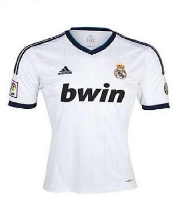 Camisa original del real madrid 8818db5f5cc79