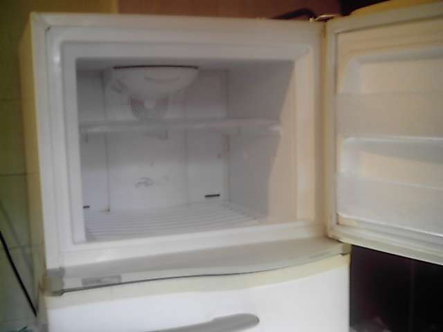 Refrigeradora atlas frio seco 2 puertas