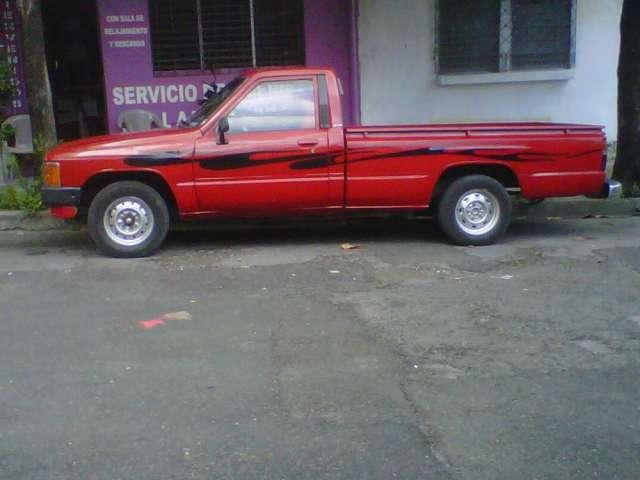 Venta De Carros En El Salvador >> Se Vende Pick Up Toyota 22r En San Salvador Autos 39928