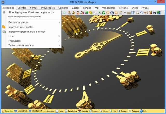 Software de gestion comercial magsis para distribuidoras y negocios