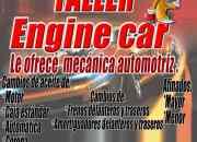 !!!!!!!!!!!!!!!taller engine car¡¡¡¡¡¡¡¡¡¡¡¡¡¡¡¡¡¡ le ofrece cambios de frenos delanteros y traseros *cambios de aceite de motor,caja estándar y automática,corona y power steering *afinado mayor y men