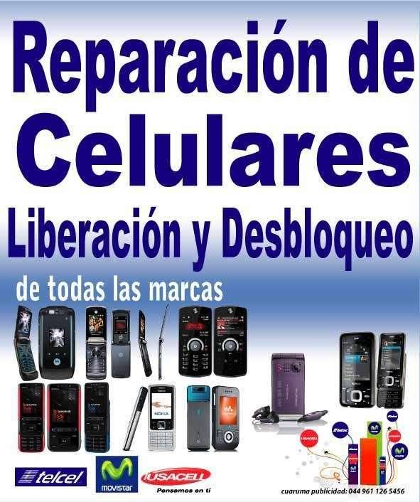 Reparador de celulares
