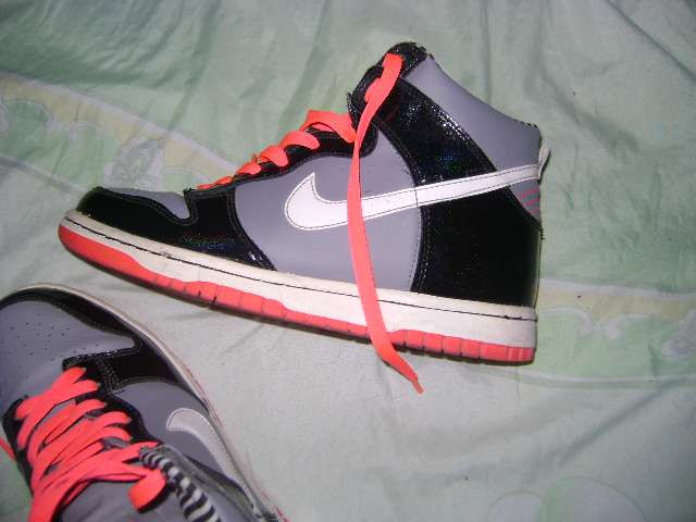 679ebf18c56ac Vendo zapatos nike high dunk en excelente estado el precio es negociable