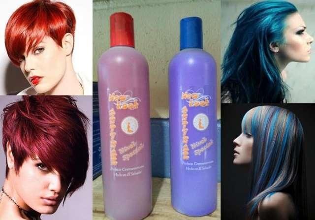 Cuidado del cabello/piel cosmeticos