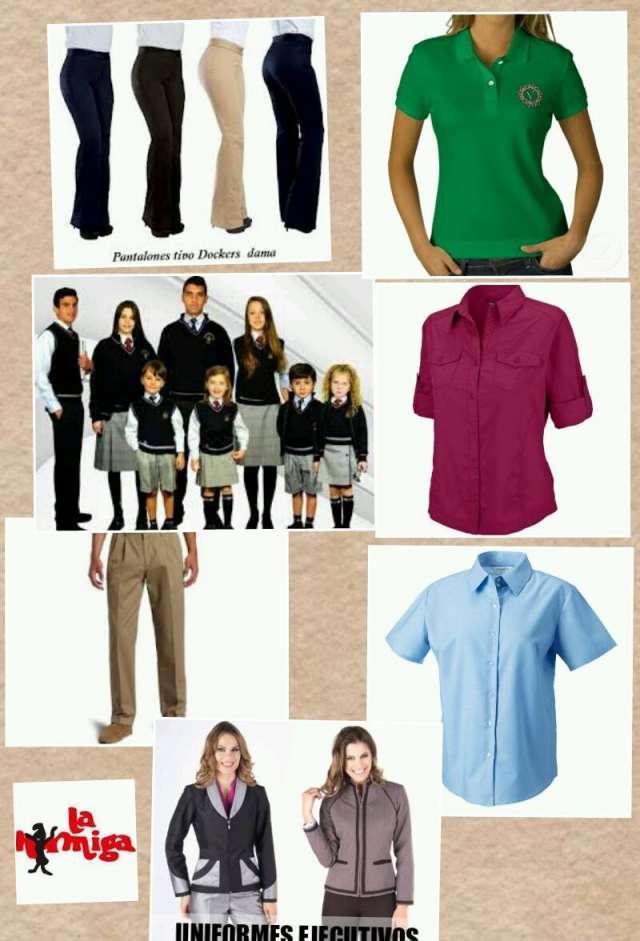 Elaboracion de uniformes