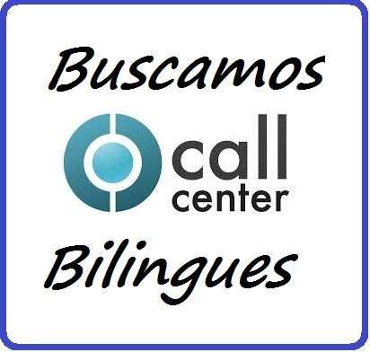 Buscamos call center bilingues ingles/español