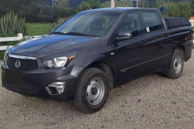 Ssangyong actyion 2300cc