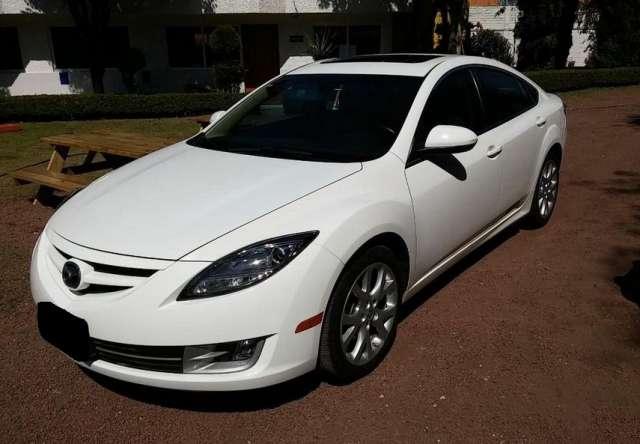 Mazda 6 full .