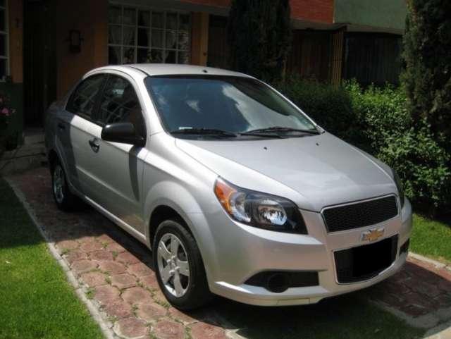 Chevrolet aveo en excelentes condiciones