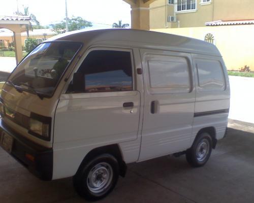 Panelito y pick up 4x4 diesel