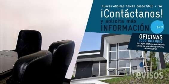 Oficinas amuebladas y oficinas virtuales, lista de clientes point