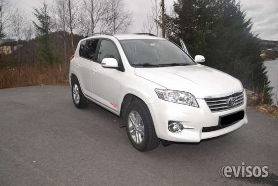 Toyota rav4 2.0 año 2010 a 60 000 km