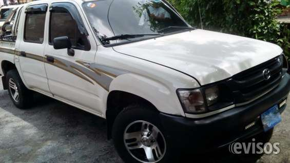 Vendo bonito pick up