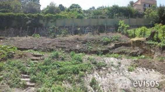 Inversionistas para compra de terreno zona de gran plusvalia