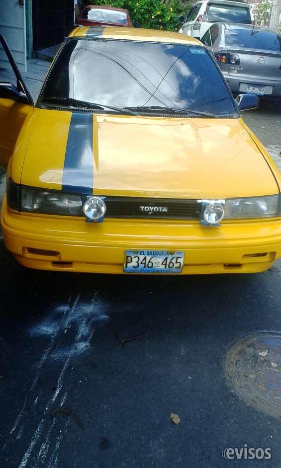 Toyota corolla año 89 automatico