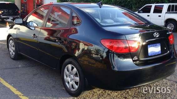 Hyundai elantra 2009 estandar poco millaje